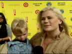 Alison Sweeney on why she wanted to attend today's event on her favorite art class in school and if her child enjoys art at the Celebrating the 10th...