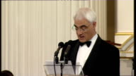 Alistair Darling and Mervyn King speeches Darling speech SOT The IMF has praised the wideranging action by the Government and the Bank of England to...