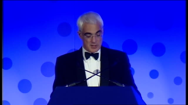 Alistair Darling speech at CBI Scotland annual dinner Alistair Darling MP speech SOT It is a pleasure to see such a crosssection of Scottish business...