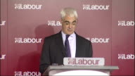 Alistair Darling speech on Tory spending plans Alistair Darling speech continued SOT we are today looking at Conservative spending plans / document...