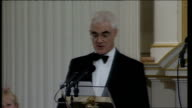 Alistair Darling speech to City of London Alistair Darling MP speech SOT My Lord Mayor Mr Governor my Lords Ministers Aldermen Mr Recorder Sheriffs...