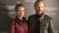 BROLL Alistair Guy Nicki Shields Diarmaid Murtagh at Aston Martin 50 Years of Bond party at the London Film Museum on December 04 2014 in London...