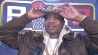 INTERVIEW – Allen Iverson says he was excited when he was asked to be a part of this on the early days having to play 3 on 3 because they couldn't...