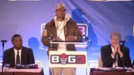 SPEECH – Allen Iverson says you don't turn down an opportunity from Ice Cube answers a question about this being perfect for him because he won't...