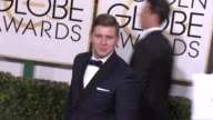Allen Leech at the 72nd Annual Golden Globe Awards Arrivals at The Beverly Hilton Hotel on January 11 2015 in Beverly Hills California