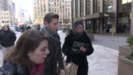 Allen Leech stops to sign autographs for fans before going into SiriusXM Satellite Radio in New York City Celebrity Sightings in New York City NY on...