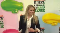 Alli Simpson at Nickelodeon's 25th Annual Kids' Choice Awards on 3/31/2012 in Los Angeles CA