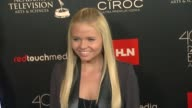 Alli Simpson at The 40th Annual Daytime Emmy Awards on 6/16/13 in Los Angeles CA