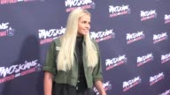 Alli Simpson at the Janoskians Untold and Untrue Premiere at Bruin Theatre on August 25 2015 in Los Angeles California