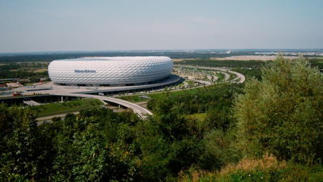 T/L, HA, WS, PAN, Allianz Arena, Munich, Germany
