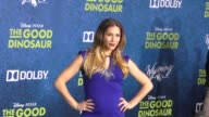 Allison Holker at The Good Dinosaur Premiere at El Capitan Theatre in Hollywood at Celebrity Sightings in Los Angeles on November 17 2015 in Los...
