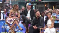 Allison Holker Riker Lynch and Rumer Willis at 'Good Morning America on May 20 2015 in New York City