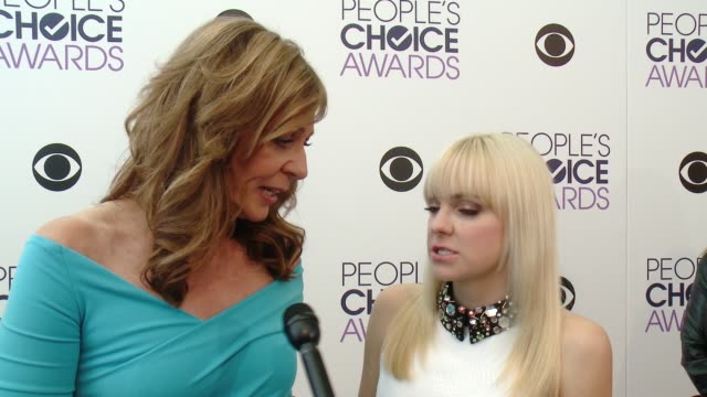 INTERVIEW Allison Janney Anna Faris on being named this year's hosts how they will prepare for the big day if they'll do multiple wardrobe changes...