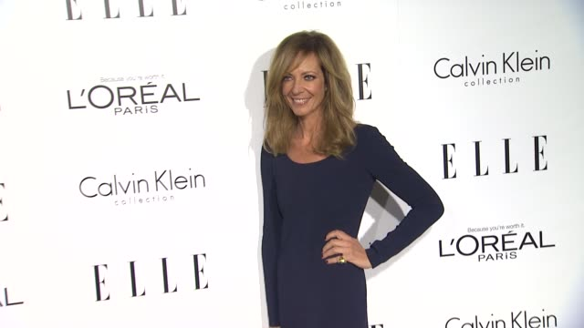 Allison Janney at 19th Annual ELLE Women In Hollywood Celebration on in Beverly Hills CA