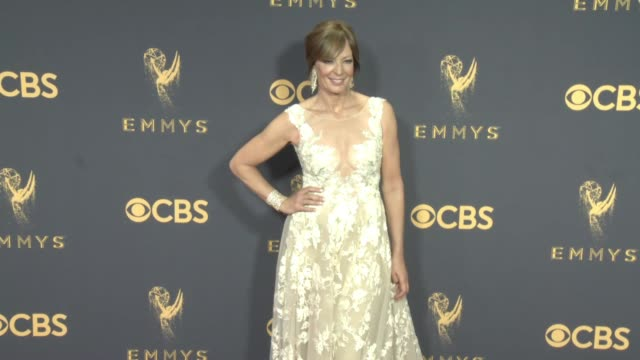 Allison Janney at 69th Annual Primetime Emmy Awards in Los Angeles CA