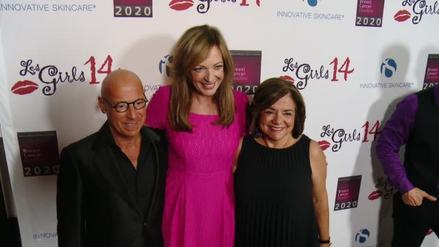 Allison Janney at The National Breast Cancer Coalition Fund's 14th Annual Les Girls at Avalon on October 06 2014 in Hollywood California