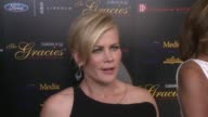 INTERVIEW Allison Sweeney on the event women in media at The 40th Anniversary Gracies Awards in Los Angeles CA