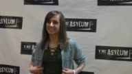 Allisyn Ashley Arm at the Premiere Of The Asylum's 'The Fast And The Fierce' on April 02 2017 in Los Angeles California