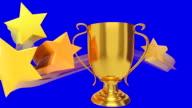 All-Star Trophy Blue