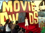Ally Sheedy at the 2005 MTV Movie Awards Arrivals at the Shrine Auditorium in Los Angeles California on June 4 2005
