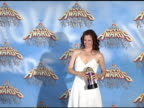 Ally Sheedy at the 2005 MTV Movie Awards press room at the Shrine Auditorium in Los Angeles California on June 5 2005