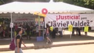 Almost two months after the murder of Mexican journalist Javier Valdez a handful of family members and former colleagues of the investigative...