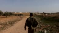 Almost two thousand migrate to oppositioncontrolled areas from Tadef town of Al Bab after the town center has been entirely freed from Daesh...