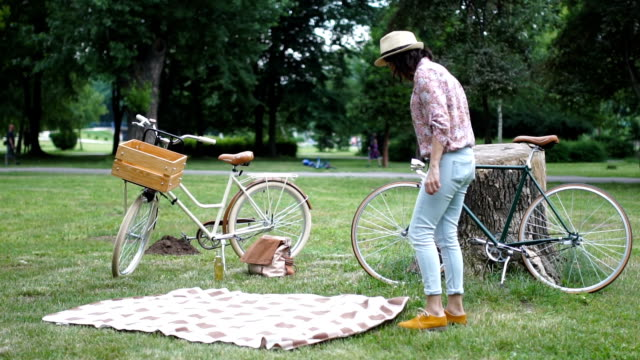 Alone at the picnic
