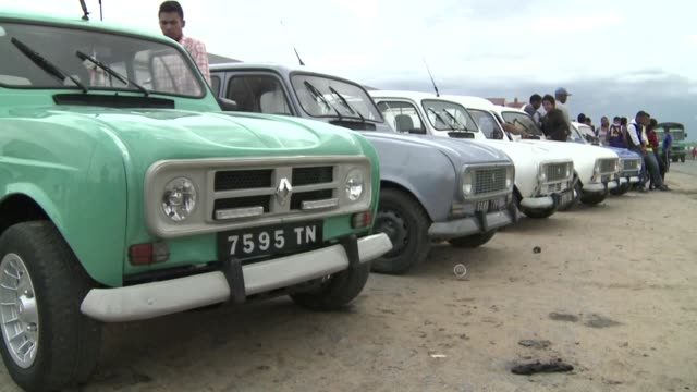Along with Renaults famed 2CV the 4L has become ubiquitous in Madagascar and has its own fan club in Antananarivo