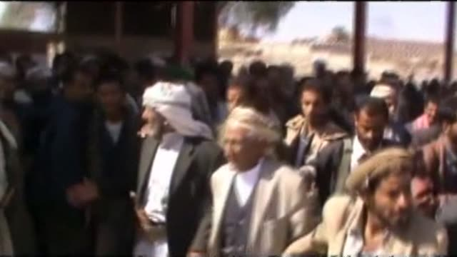 AlQaeda militants swept into the Yemeni town of Rada overnight and overran it within hours marking a significant advance by the extremists towards...