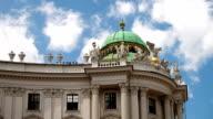 Alte Burg Wien-Zeitraffer