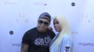 Althea Heart and Benzino at A Day Party and Fashion Experience at Penthouse Nightclub and Dayclub at Penthouse Nightclub Dayclub on June 23 2017 in...