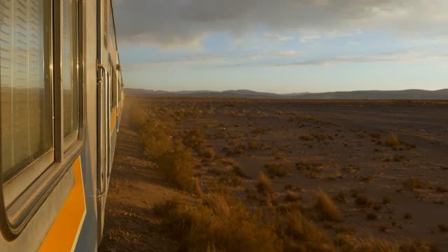 Altiplano Train Ride