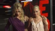 Aly Michalka AJ Michalka at the 'Red' Premiere at Hollywood CA