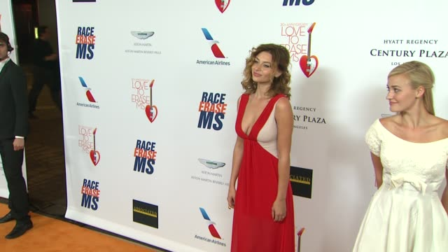 Aly Michalka at The 20th Annual Race To Erase MS Love To Erase MS on 5/3/13 in Los Angeles CA