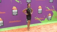 Aly Raisman at the Nickelodeon Kids' Choice Sports Awards 2017 at UCLA's Pauley Pavilion on July 13 2017 in Westwood California