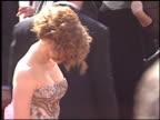 Alyson Hannigan at the 2005 Emmy Awards Entrance at the Shrine Auditorium in Los Angeles California on September 18 2005