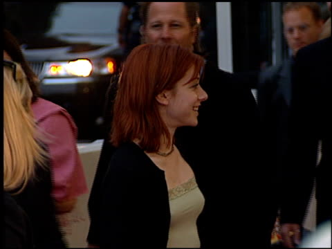 Alyson Hannigan at the 'Big Daddy' Premiere at Avco Cinema in Westwood California on June 17 1999