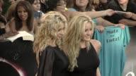 Alyson Michalka and Amanda Michalka at the 'The Twilight Saga Eclipse' Premiere at Los Angeles CA