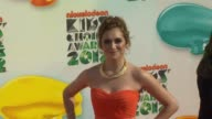 Alyson Stoner at Nickelodeon's 25th Annual Kids' Choice Awards on 3/31/2012 in Los Angeles CA