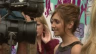 Alyson Stoner at the Camp Rock European Premiere at London
