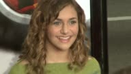 Alyson Stoner at the 'Disturbia' Premiere at Grauman's Chinese Theatre in Hollywood California on April 4 2007