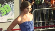 Alyson Stoner at the 'Step Up 3D' Premiere at Hollywood CA