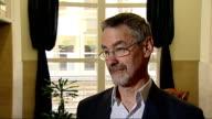 Alzheimer's breakthrough Roger Morris interview ENGLAND London INT Roger Morris interview SOT