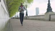 Ich bin Stadt Läufer