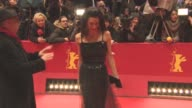Amal Clooney at 'Hail Caesar' Opening Ceremony Red Carpet 66th Berlin International Film Festival at Berlinale Palast on February 11 2016 in Berlin...