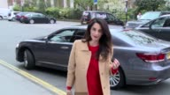 Amal Clooney on March 29 2017 in London England
