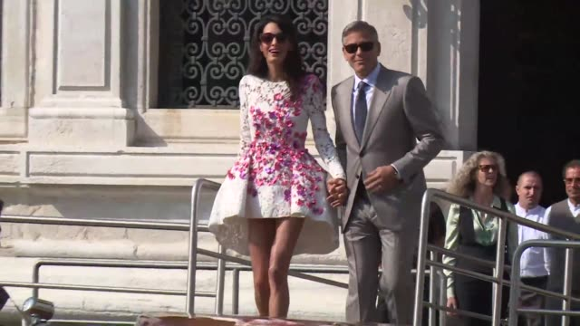 Amal Clooney the prominent Lebanese British human rights lawyer and wife of American actor George is pregnant with twins according to a family friend