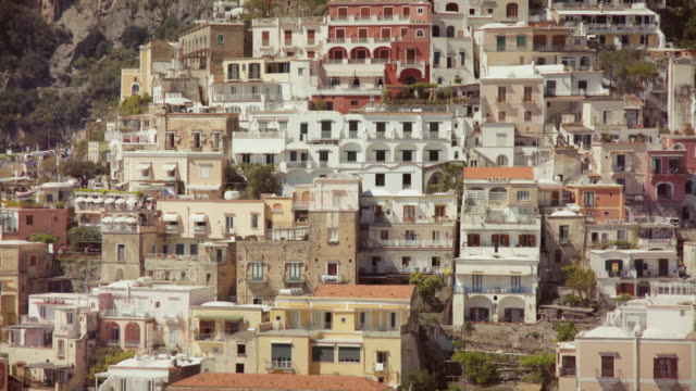 Amalfi coast and Sorrento peninsula: Positano