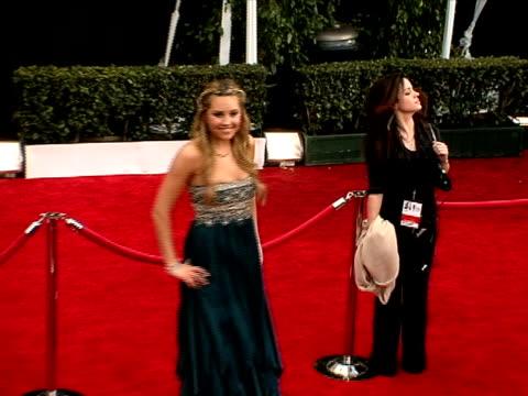 Amanda Bynes at the 14th Annual Screen Actors Guild Awards at Los Angeles CA